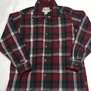 Boys Children's Place Button down shirt 7/8